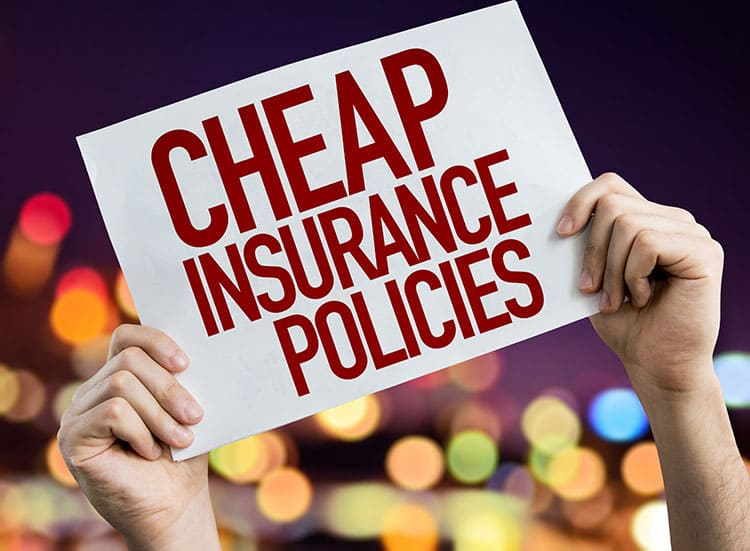 cheap insurance policies for cheap to insure car