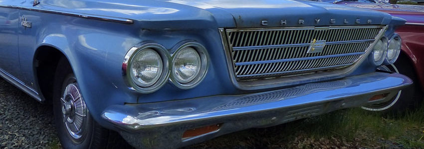 Auto Oldtimer Chrysler