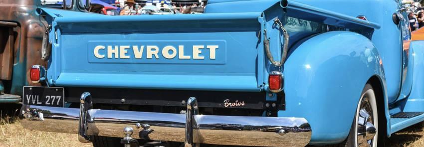 Chevrolet Truck pickup