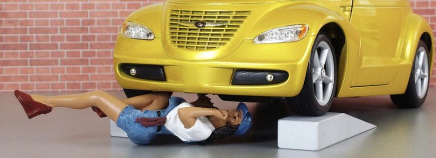 Chrysler Cruiser repair