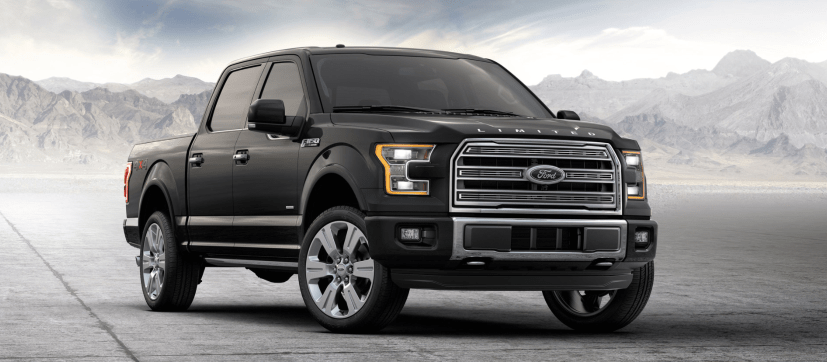 Ford F-Series Pickup 2016