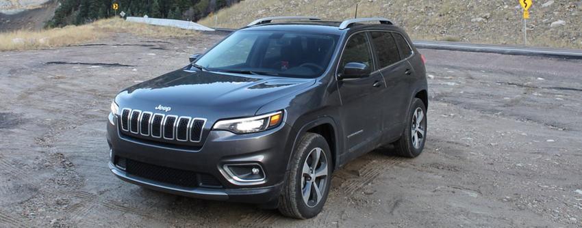 Jeep Suv Cherokee
