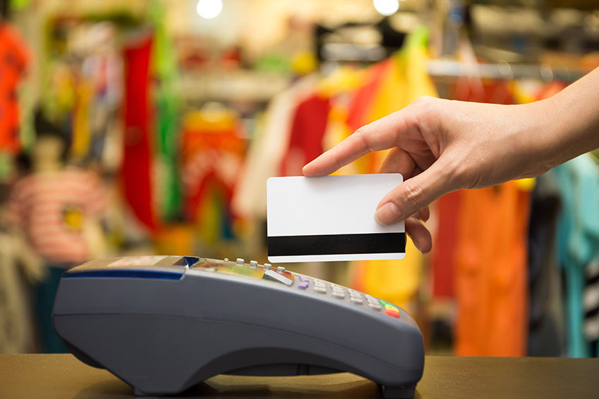 making purchase using cash back credit-card