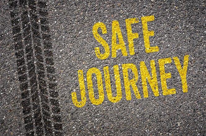 safe journey
