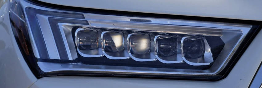 Acura Headlamp