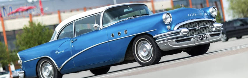 Buick Oldtimer Special