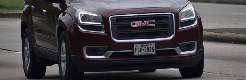 Gmc Acadia Suv Truck