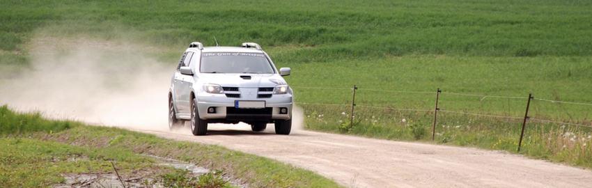 mitsubishi SUV
