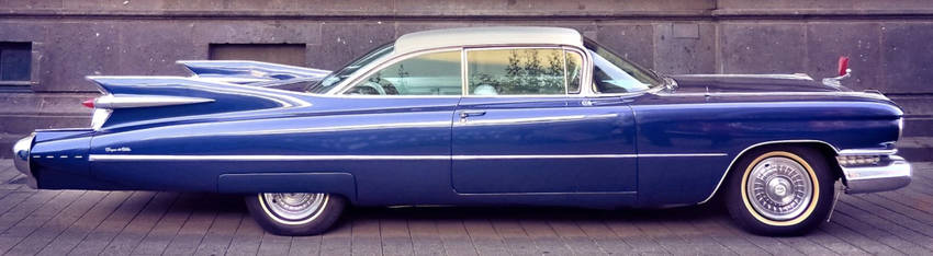 Cadillac classic vintage