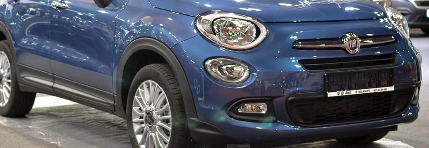 Fiat 500X Suv