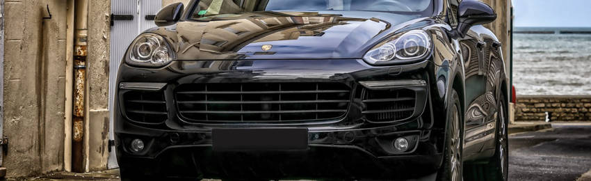 Porsche Luxury Cayenne