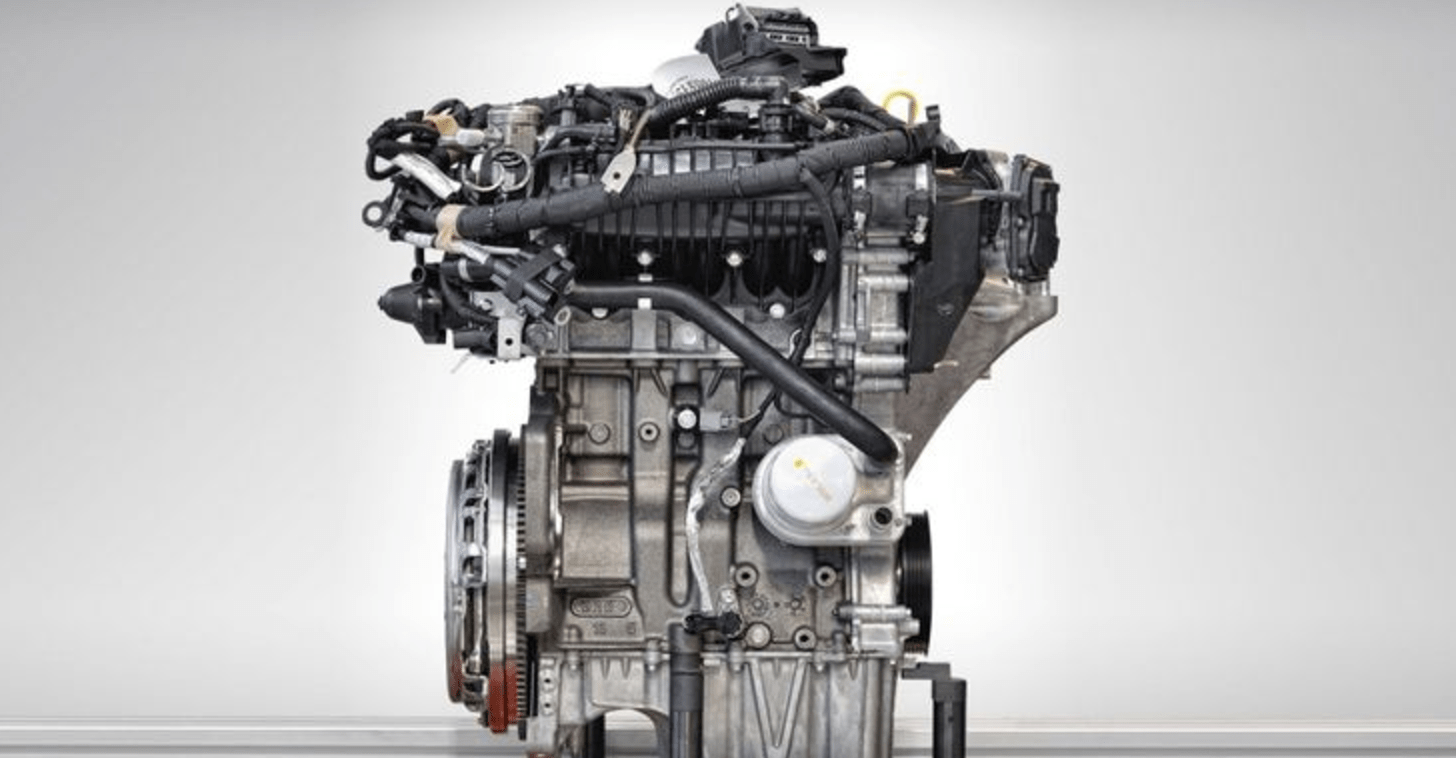Ford Turbocharged 1.0-liter Inline-3