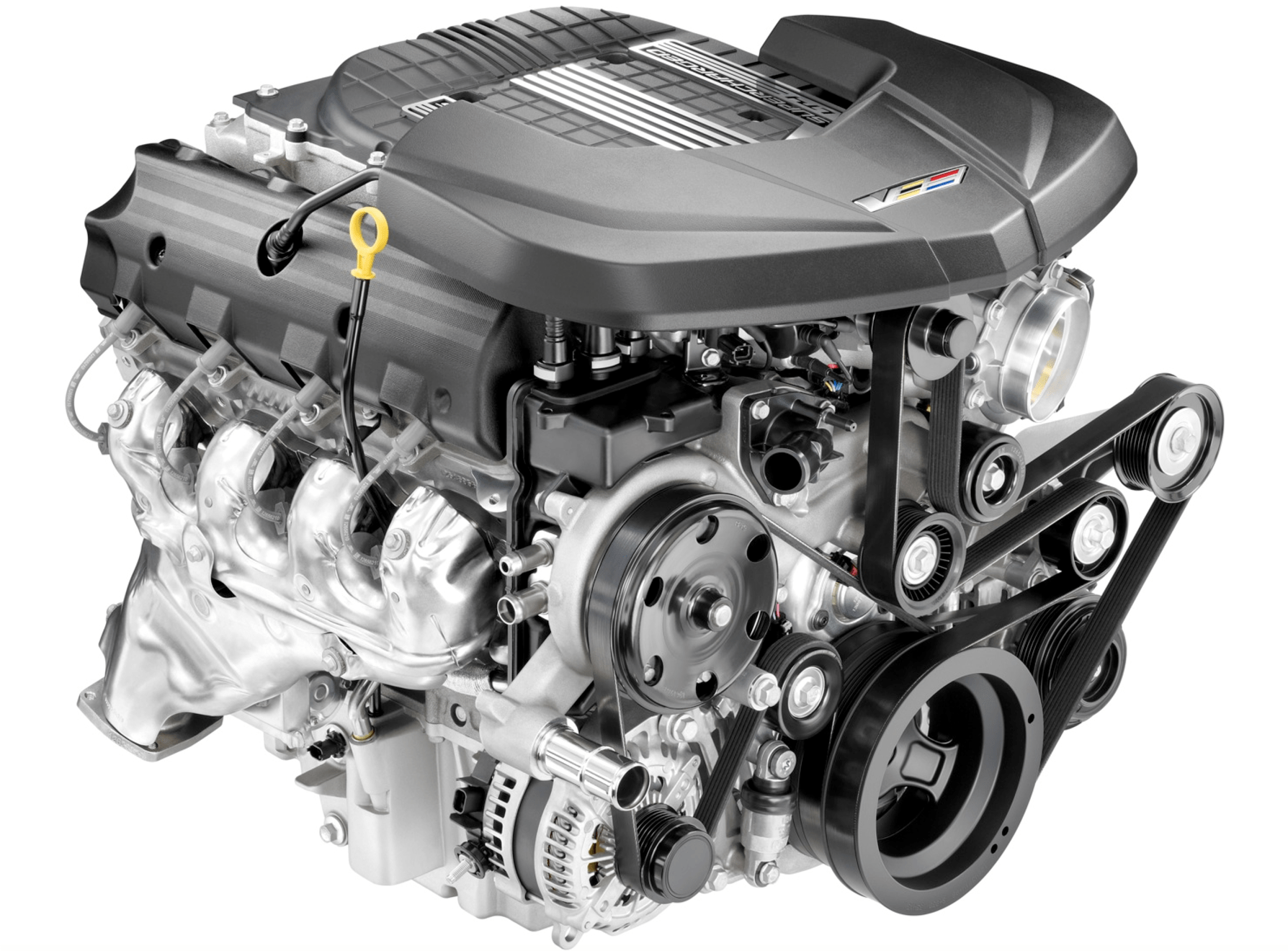General Motors Supercharged V 8 6.2-liter