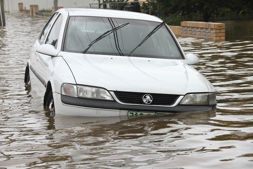 car-water-damaged