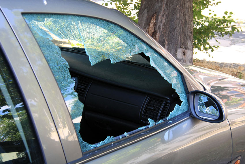 Smashed Car Window Repair Cost