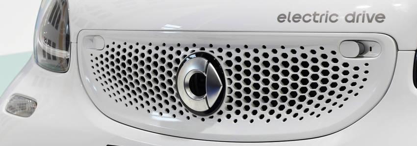 Car Smart Eq Fortwo