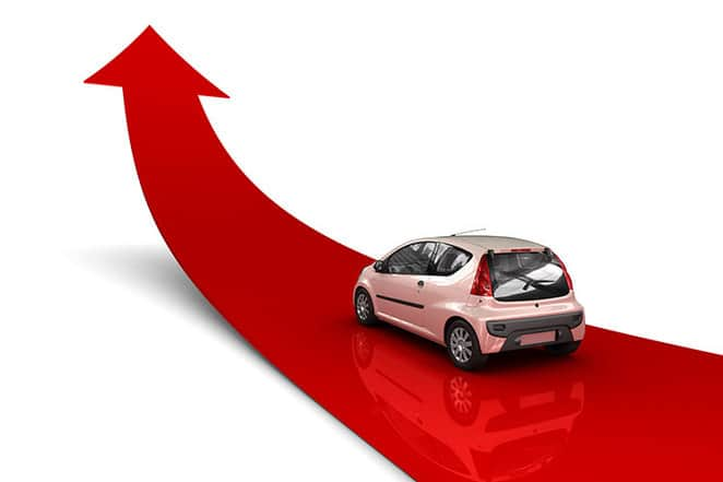 Increase Auto Insurance Cost