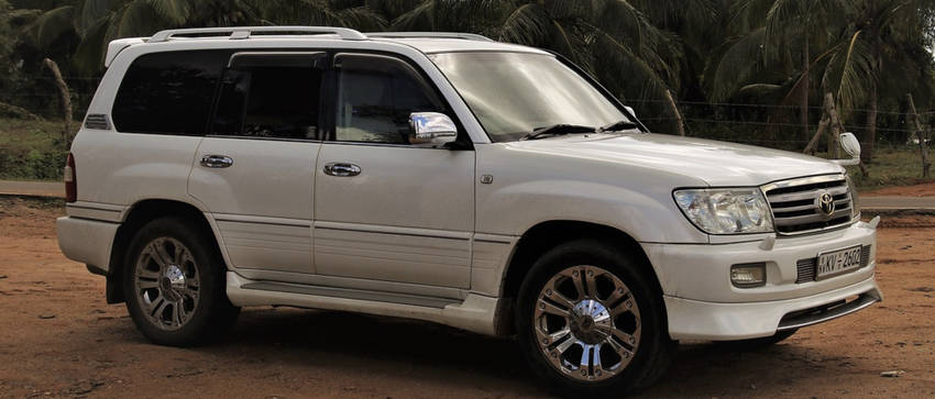 Suv Toyota Land Cruiser