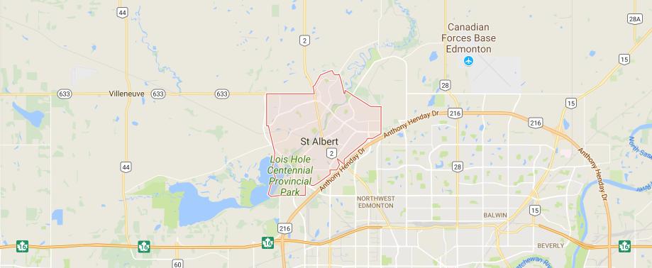 St Albert Alberta