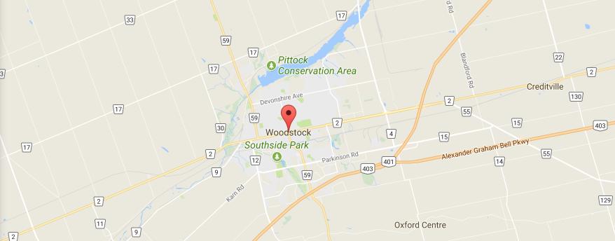 Woodstock Ontario
