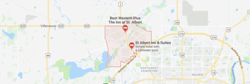 St Albert