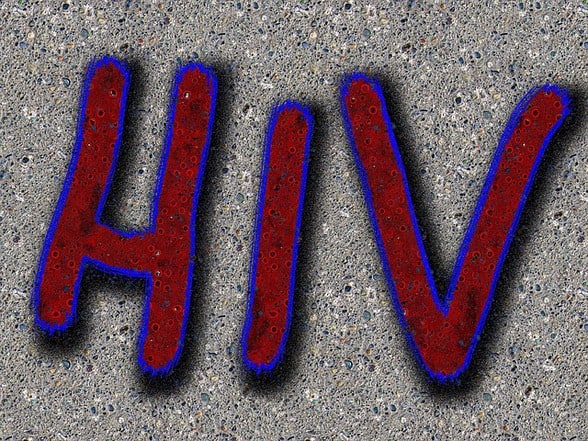 HIV Aids Sign