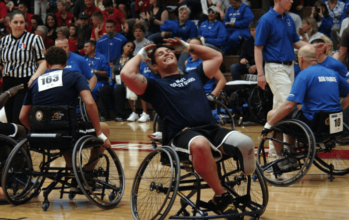 Disability Wheelchairs Basketball Sports