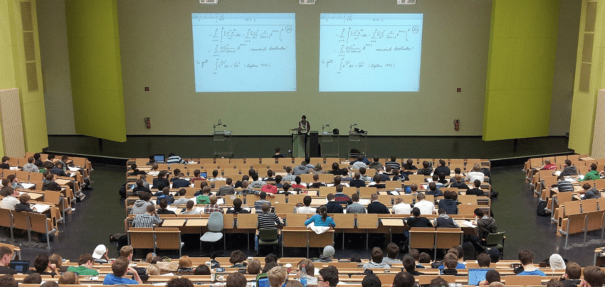 University Lecture Campus
