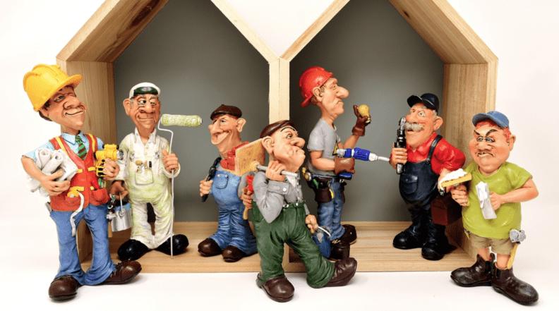 Housebuilding Craftsmen Site