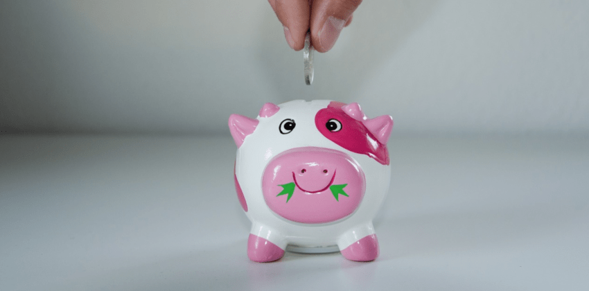 Save Piggy Bank Money