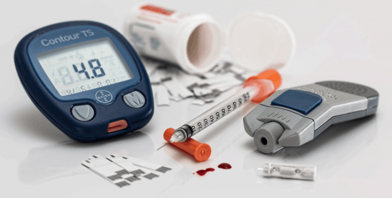 Diabetes Blood Sugar Test