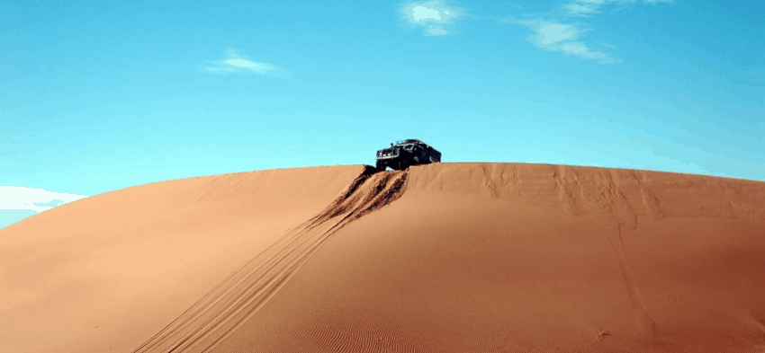 Morocco Africa Desert