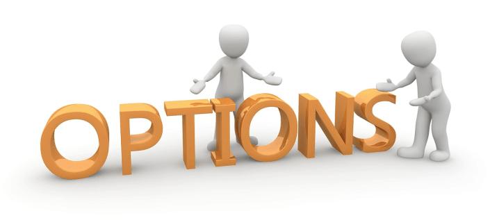 Option Decision Consideration